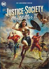 justice society world war ii dvd