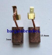 Carbon Brushes fits MAKITA BDF451 BDF452 BDF456 BDT130F BDT140 BDT130 BFR440-D55
