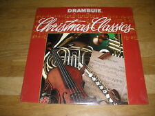 DRAMBUIE christmas classics LP Record - Sealed