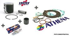 KIT REVISIONE COMPLETO CILINDRO PISTONE VERTEX PRO RACE TM MX 125 1992 - 2008