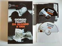 Da quando a ora - Giorgio faletti (Einaudi - 2012) Libro + 2 CD