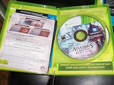 Assassin's Creed IV BLACK FLAG GAME STOP EDITION XBOX 360  EUC