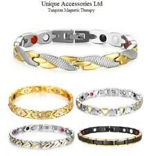 Tungsten Magnetic Bracelets Arthritis Pain Relief Women's