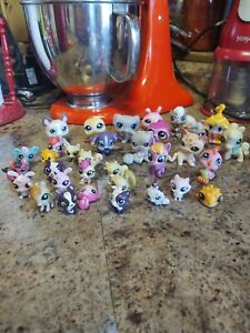 Littlest Pet Shop Pets Lot of 30+