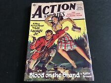 Action Stories Pulp Fall 1945