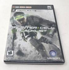 Tom Clancy's Splinter Cell: Blacklist PC - NEW -