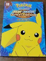 Pokemon The Series - Sun & Moon Ultra Legends DVD BRAND NEW