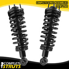 03-11 Mercury Grand Marquis Front Quick Complete Strut & Coil Spring Assembly x2