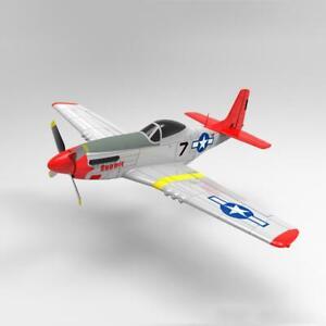 Volantex RC 768-1 Mustang P-51D 750mm Wingspan EPO Warbird RC Airplane RTF