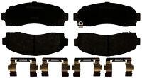 Disc Brake Pad Set-Ceramic Disc Brake Pad Front ACDelco Advantage 14D913CHF1
