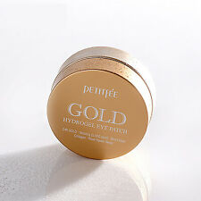 PETITFEE Gold Hydrogel Eye Patch 1.4g*60pcs