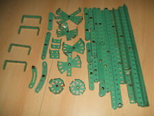 Märklin Metallbaukasten Winketräger/lFlachbänder usw. Erhaltung siehe Foto