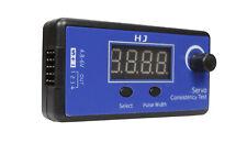 Multifunction Digital HJ 1-4 Servos ESC Tester Consistency Test for RC Car Boat