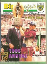 #JJ.   1996  RUGBY LEAGUE ANNUAL, MANLY SEA EAGLES  PREMIERS