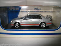 BIANTE 1.64 FORD BA FPV FALCON GT-P SEDAN SILVER  WITH ORANGE STRIPES B640704A