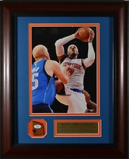 New York Knicks Carmelo Anthony un signed Game-Used Ball Steiner COA item 212824