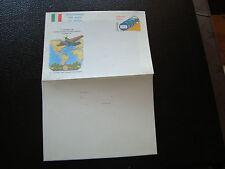 ITALIE - pli entier non oblitere 1990 (cy33) italy