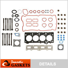 01-10 Chrysler PT Cruiser Jeep Liberty Wrangler 2.4L Head Gasket Bolts Set VIN B