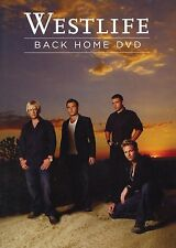 Westlife - Back Home ( Musik DVD ) u.a Amazing, The Rose, Home, You raise me up