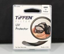 184862 TIFFEN 49M UV PROTECTOR FILTER NEW 49UVP