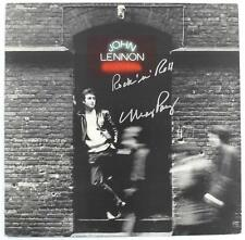 "May Pang JOHN LENNON Signed Autograph ""Rock 'N' Roll"" Album LP - Beatles Related"