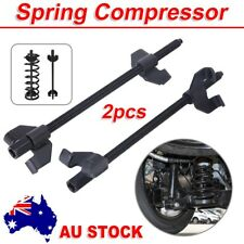 2x Coil Spring Compressor Clamp Car Truck Auto Tool Set 380mm Heavy Quality Duty