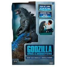 "Godzilla Action Figure King of the Monsters 24"" Jakks Giant Monster Collectible"