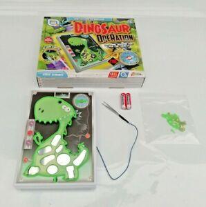 Dinosaur Operation Family Board Game Kids Buzzer Steady Hand Fun Family BUZZ