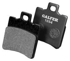 Semi-Metallic Compound Brake Pads Galfer FD272G1054 Front Pads