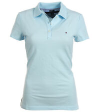 Tommy Hilfiger Damen Poloshirt Polo Shirt classic -- 3 Farben --  Size XS-XXL