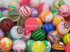 Hot 10 X Colorful Super Bounce Bouncy Ball Bouncing Superball Party Filler