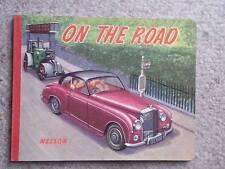 ON THE ROAD ~ THOMAS NELSON AND SONS ~  STURDIBOOK  ~ 1959 *RARE* Printing error