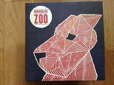 BOOHGALOO ZOO   'Boohgaloo Zoo' PROMO  9 track cd album Lovemonk 2010