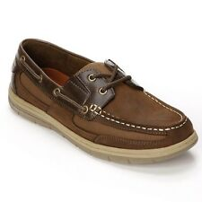 Croft & Barrow Men's Boat Shoes in size 8.5 Medium width NWOB !