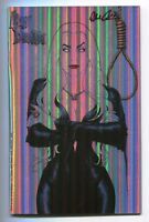 Lady Death #1 Cara Mia Holo-Foil Variant Cover by Michael DiPascale Signed /69