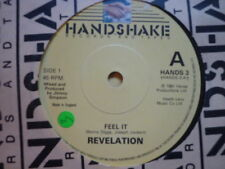 Northern Soul REVELATION Feel it poignée de main 45 original boogie