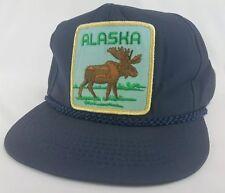 Alaska Moose Patch Hat Snapback