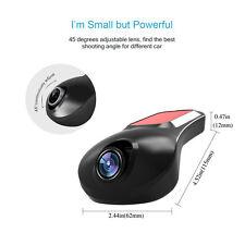 Wireless Wifi Hidden Car Full HD 1080P Cam Registrator Video Recorder Camcorder