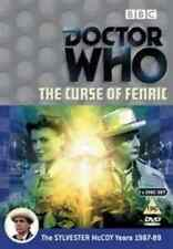Sylvester McCoy, Sophie Aldred-Doctor Who: The Curse of Fenric DVD NEW