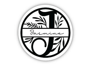 Personlised Sticker - Logo, Crafts , Laptops, Phones, Decals, Stickers
