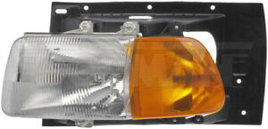 NEW-Ford 1997-98 Sterling Truck 1999-2009 Dorman 888-5302 Heavy Duty Headlight L