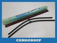 Pair Wiper Blade Pair Of Aerodynamic 680mm 108