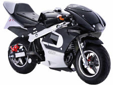 MotoTec Gbmoto Gas Pocket Bike 40cc 4-Stroke Pink Green Blue Black