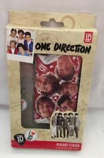 One Direction (iTouch 4) HARD CASE with keychain - NEW in Box