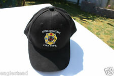 Ball Cap Hat - Upper Kingsclear Fire Department - New Brunswick (H1185)