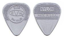 Eddie Van Halen Evh Silver Herco 2 Dot Guitar Pick - 2008 Tour Real Tour Pick