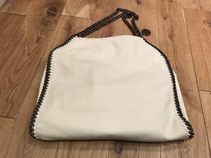 Stella McCartney Winter white small Falabella Tote Bag. BNWT. RRP£750