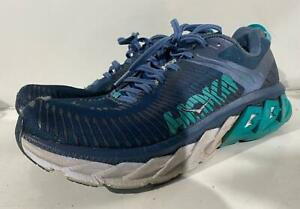 HOKA ONE ONE Arahi 2 Womens Blue/Teal Running Jogging Trainers UK 7 / EU 40.5
