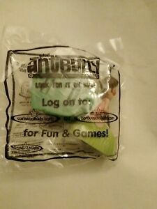 Carls Jr THE ANTBULLY TOY Bigger Than Life Kids Meal Toy Get in my Belly.