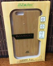Evutec bamboo snap on phone case for Iphone 6 plus S series 91